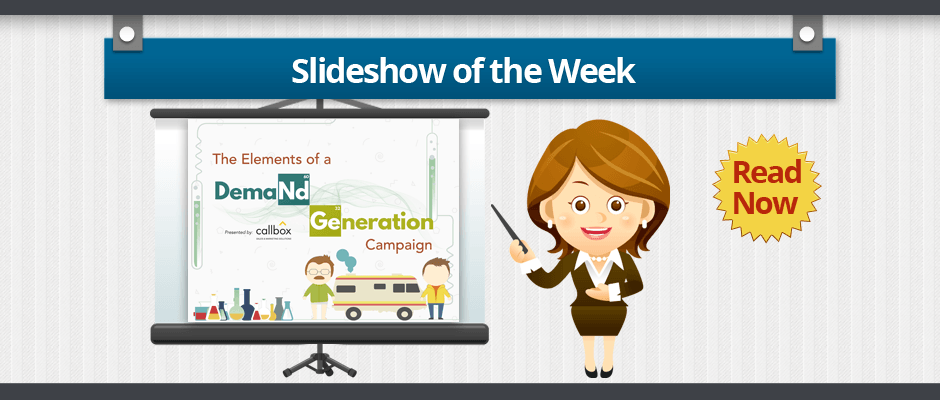 The Elements of an Effective Demand Generation Campaign