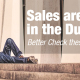 Sales are Down in the Dumps- Better Check these Numbers