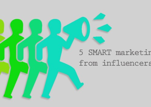 SMART Marketing Tips from Influencers