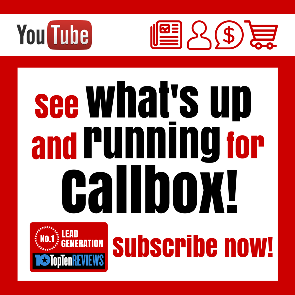 B2B Marketing Tips - Callbox Youtube Page