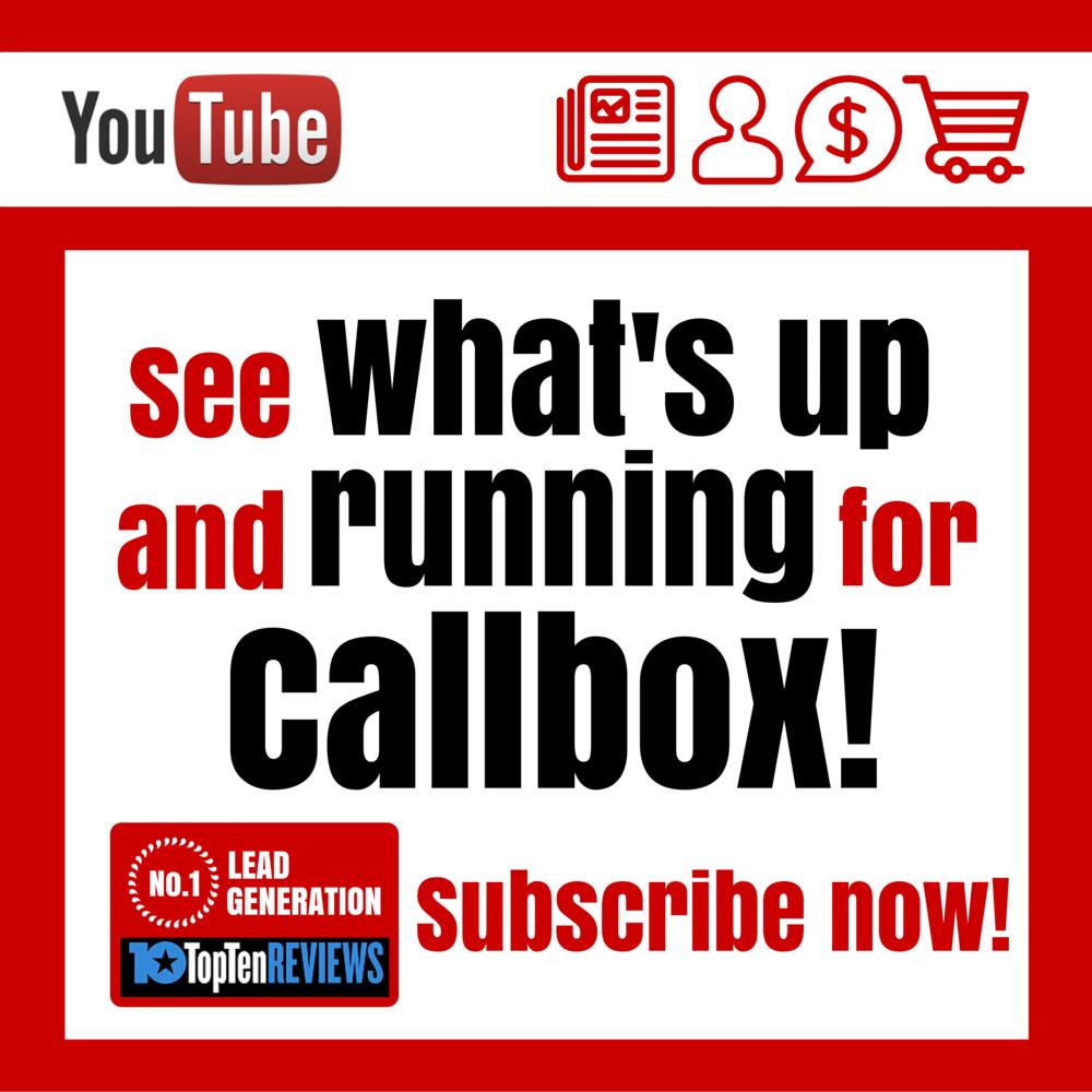 B2B Marketing Tips - Callbox Youtube Page